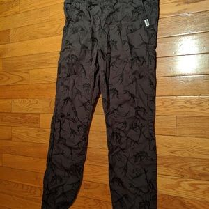 H&M Boys Size 9/10 Tapered Pant